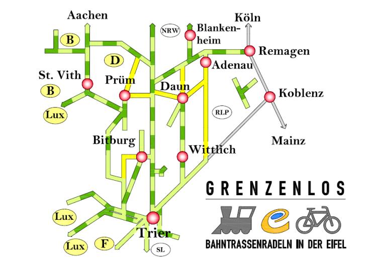 Eifel Karte Pdf.Bahntrassenradeln Rheinland Pfalz Achim Bartoschek
