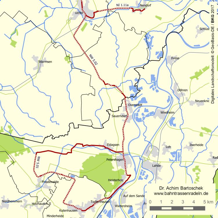 Weser Radweg Karte Pdf.Bahntrassenradeln Nw 5 02 Achim Bartoschek