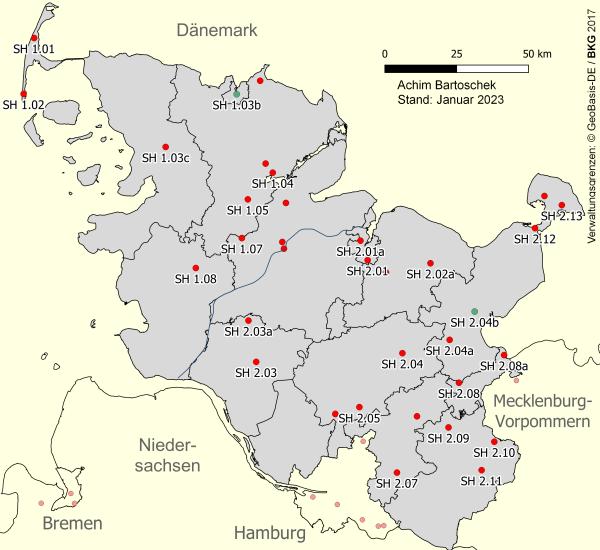 Ostseeradweg Karte.Bahntrassenradeln Schleswig Holstein Achim Bartoschek