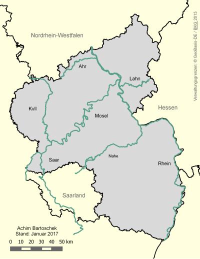 Beschilderte Radrouten In Rheinland Pfalz Achim Bartoschek